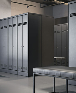 Lockers and Benching