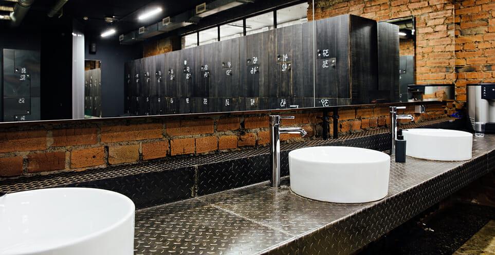 Leisure washrooms